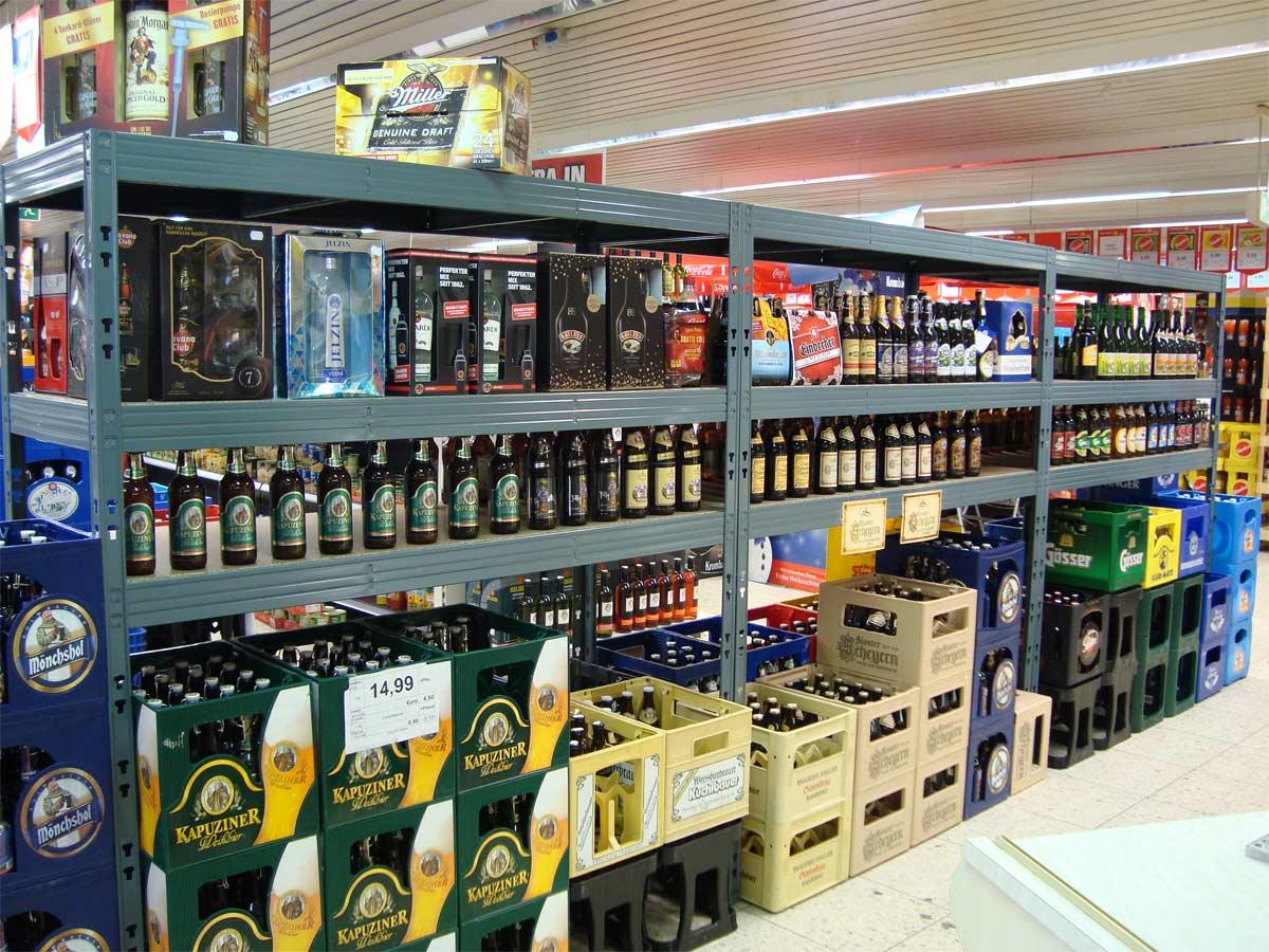 Getränkehandel in Recklinghausen und Marl – Wasser, Biere